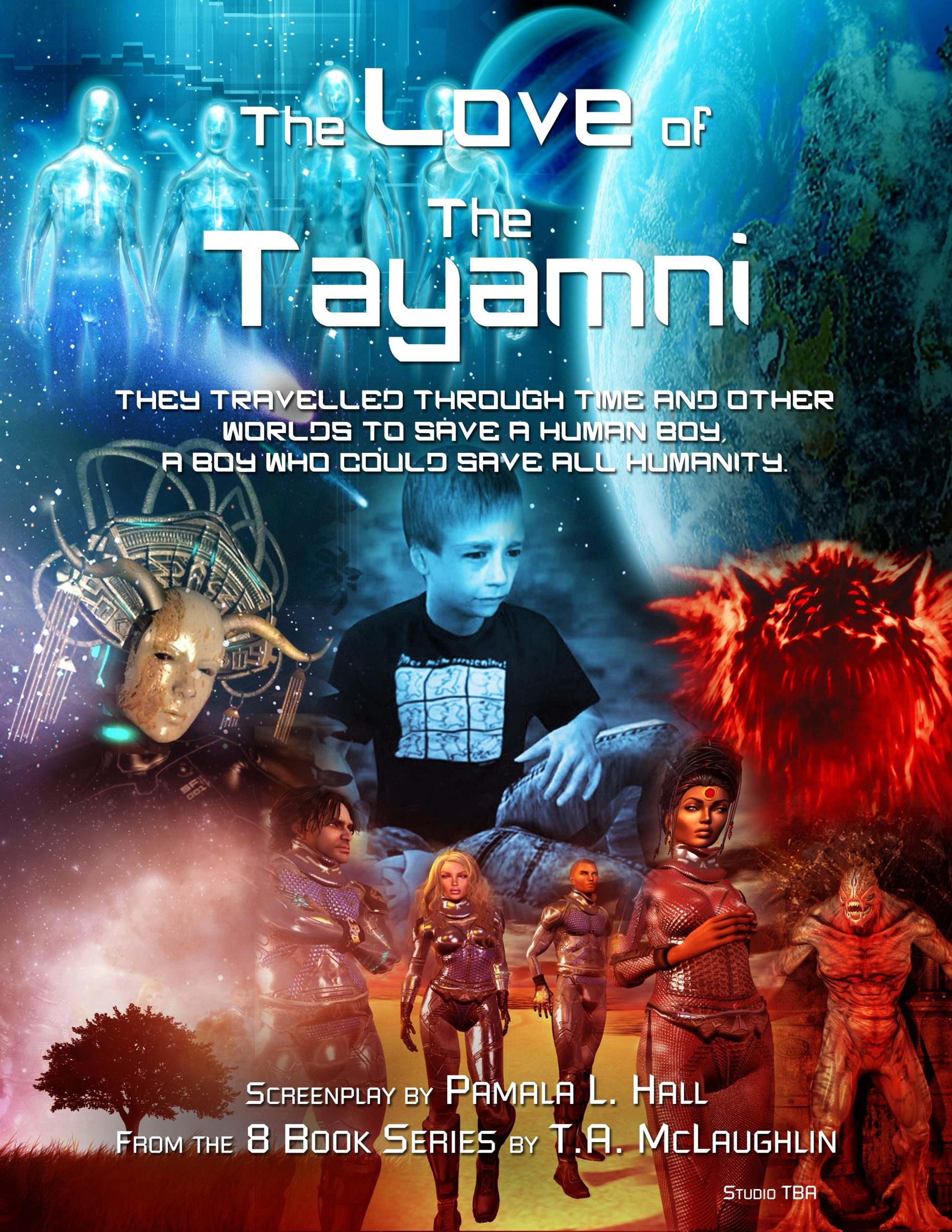 The Love of The Tayamni, Final Poster